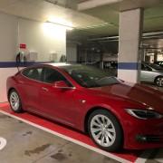 Foto 2 del punto Hotel Meliá Braga. Tesla Destination Charger