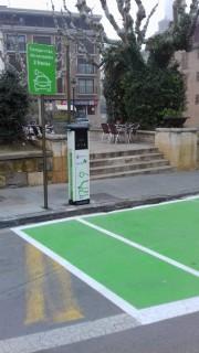 Foto 3 del punto ab energía Plaza Aragón