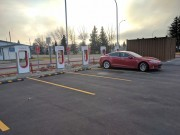 Foto 4 del punto Supercharger Fort MacLeod, AB
