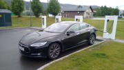 Foto 3 del punto Tesla Superladerstasjon, Lillehammer
