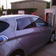Foto 12 del punto Supercargador Tesla Valencia