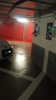 Foto 12 del punto Parking BSM 2054 - La Boqueria