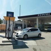 Foto 4 del punto IBIL - Estación de Servicio La Roca