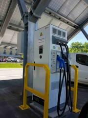 Foto 12 del punto Electrolinera Verde - Real Sitio de San Ildefonso