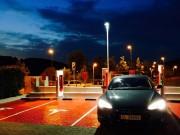 Foto 21 del punto Supercargador Tesla Girona