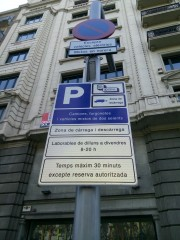 Foto 7 del punto Lateral-Mar Diagonal (Casanova-Muntaner) 2