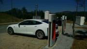 Foto 1 del punto Tesla Supercharger Ribeira de Pena