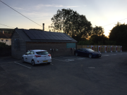 Foto 1 del punto Supercharger Lifton, UK