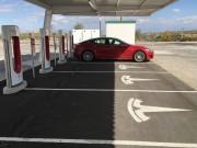 Foto 8 del punto Tesla Supercharger El Paraíso - Granada