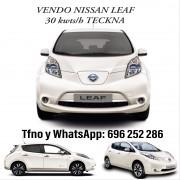 Foto 6 de Leaf 30 kWh Tekna