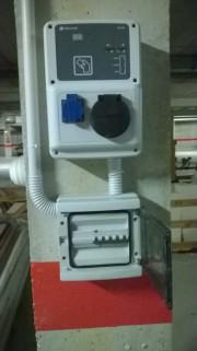 Foto 1 del punto Energies Son Sunyer (Wallbox)