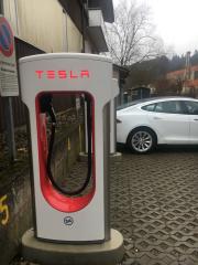 Foto 1 del punto Supercharger Schaffhausen, Switzerland