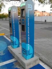 Foto 1 del punto IBIL - Parking Eroski Terrassa
