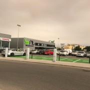 Foto 2 del punto Ayuntamiento Ibiza, Parking Toyota