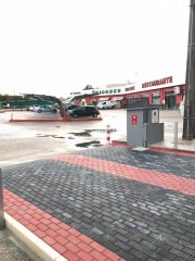 Foto 3 del punto Restaurante Bigodes - Tesla Destination Charger