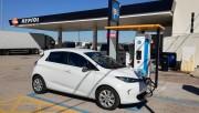 Foto 1 del punto IBIL Gasolinera Repsol Alovera