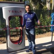 Foto 31 del punto Supercargador Tesla Burgos
