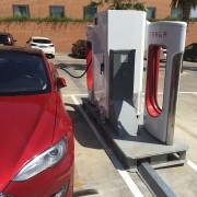 Foto 5 del punto Supercargador Tesla Valencia