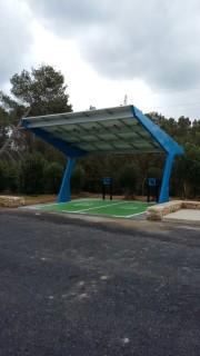 Foto 3 del punto Campo de Futbol de San Miguel