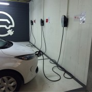 Foto 3 del punto Tesla destination charge Moraleja Green