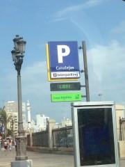 Foto 3 del punto Parking Canalejas