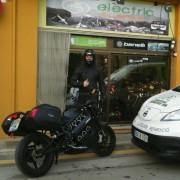Foto 2 del punto Electric Bicimoto