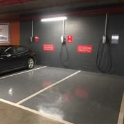 Foto 3 del punto CC Berceo [Tesla DC]