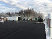 Foto 3 del punto Supercharger Rygge, Norway