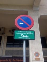 Foto 6 del punto Poste Recarga Ayuntamiento Benidorm