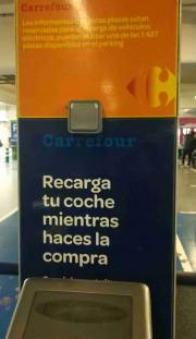 Punto De Recarga Carrefour Erandio Loiu