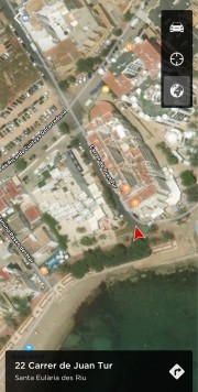 Foto 2 del punto Punta de'n Castelló