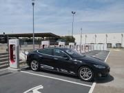 Foto 2 del punto Tesla Supercharger Zaragoza