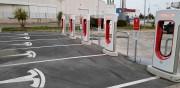 Foto 1 del punto Tesla Supercharger Guarromán