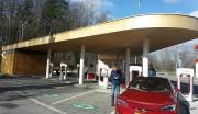 Foto 4 del punto Supercharger Vystrkov, Czech Republic