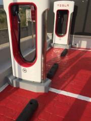 Foto 18 del punto Supercargador Tesla Girona
