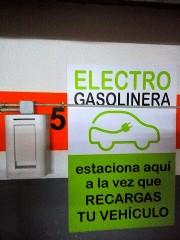 Foto 2 del punto Parking Jerónimo Muñoz