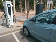 Foto 16 del punto Electrolinera AMB 02 - carrer Baltasar Oriol - Cornellà de Llobregat