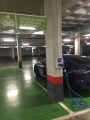Foto 4 del punto Parking La Ilusión