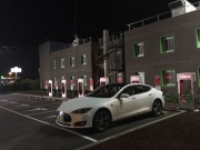 Foto 13 del punto Tesla Supercharger Lleida