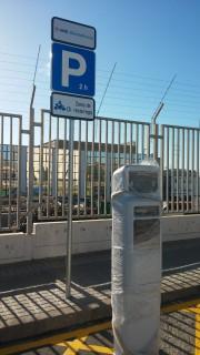 Foto 17 del punto Electrolinera AMB 03 - carrer de la TV3 - Sant Joan Despí