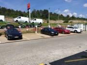 Foto 2 del punto Kozina Tesla Supercharger