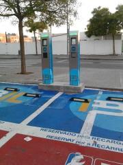 Foto 3 del punto IBIL - Parking Eroski Terrassa