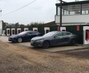 Foto 7 del punto Tesla Supercharger Fátima
