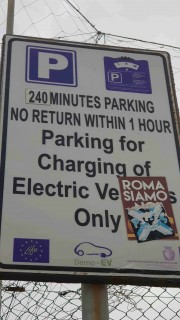 Foto 2 del punto Demo-EV (Electric Vehicles Malta)