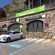 Foto 1 del punto Vallnord -Sector Arcalis (Aparcament VIP)