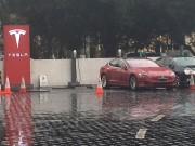 Foto 1 del punto Supercharger Guangzhou White Swan Hotel, China