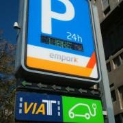 Foto 3 del punto Parking - Rambla Nova