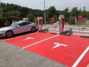 Foto 26 del punto Supercargador Tesla Girona
