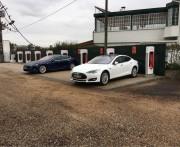 Foto 6 del punto Tesla Supercharger Fátima