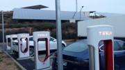 Foto 12 del punto Supercargador Tesla Ariza